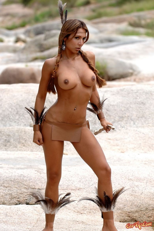 Playboy native american
