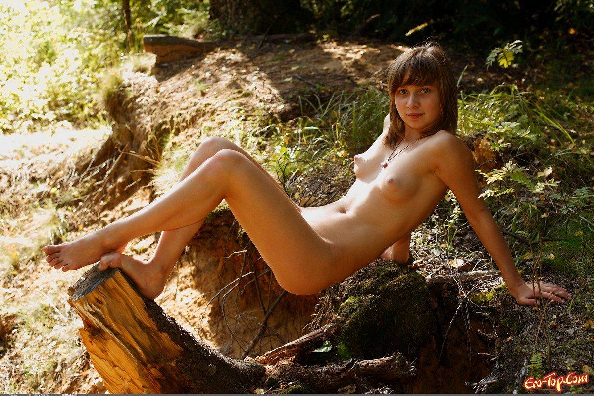 поменьше переживай голая таня в лесу муж