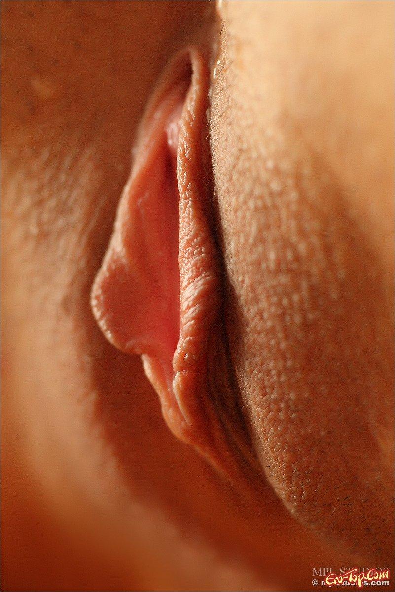 Красивое фото женских половых органов и сисек