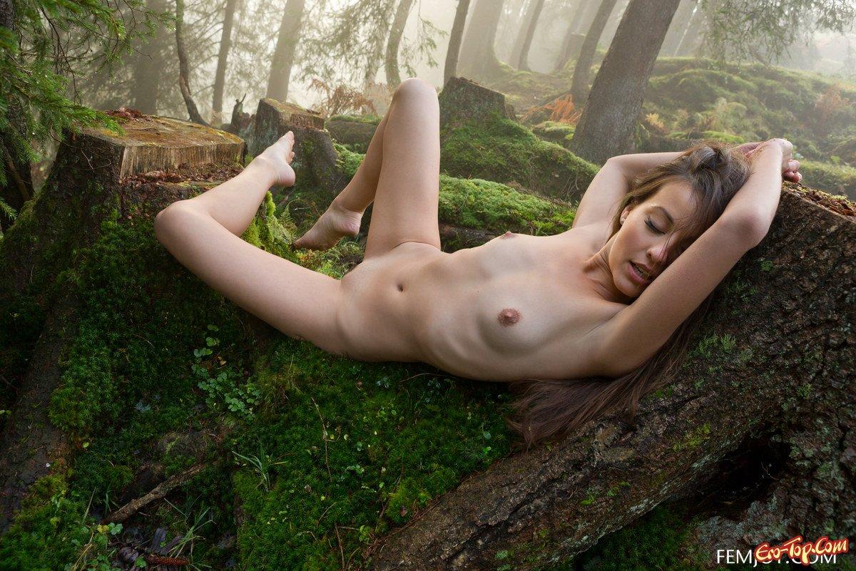 ани эротическое видео голая в лесу посетитель, зашли сайт