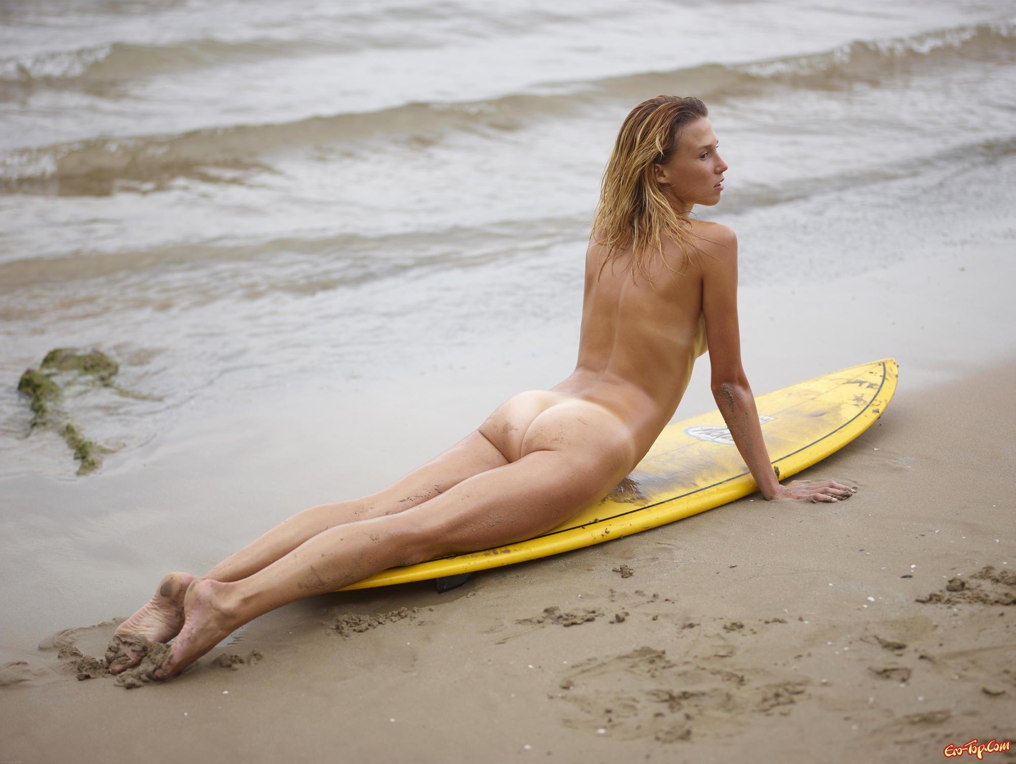 Эротическое фото беата серфинг #2